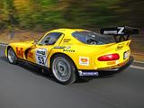 Zakspeed Dodge Viper GTS-R 1998 pictures