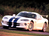 Dodge Viper GTS-R GT2 Championship Edition 1998 wallpapers