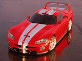 Dodge Viper GTS-R Concept 2000 pictures