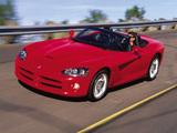 Dodge Viper RT/10 Concept 2001 images