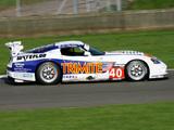 Dodge Viper SRT10 Competition Coupe 2002–07 photos