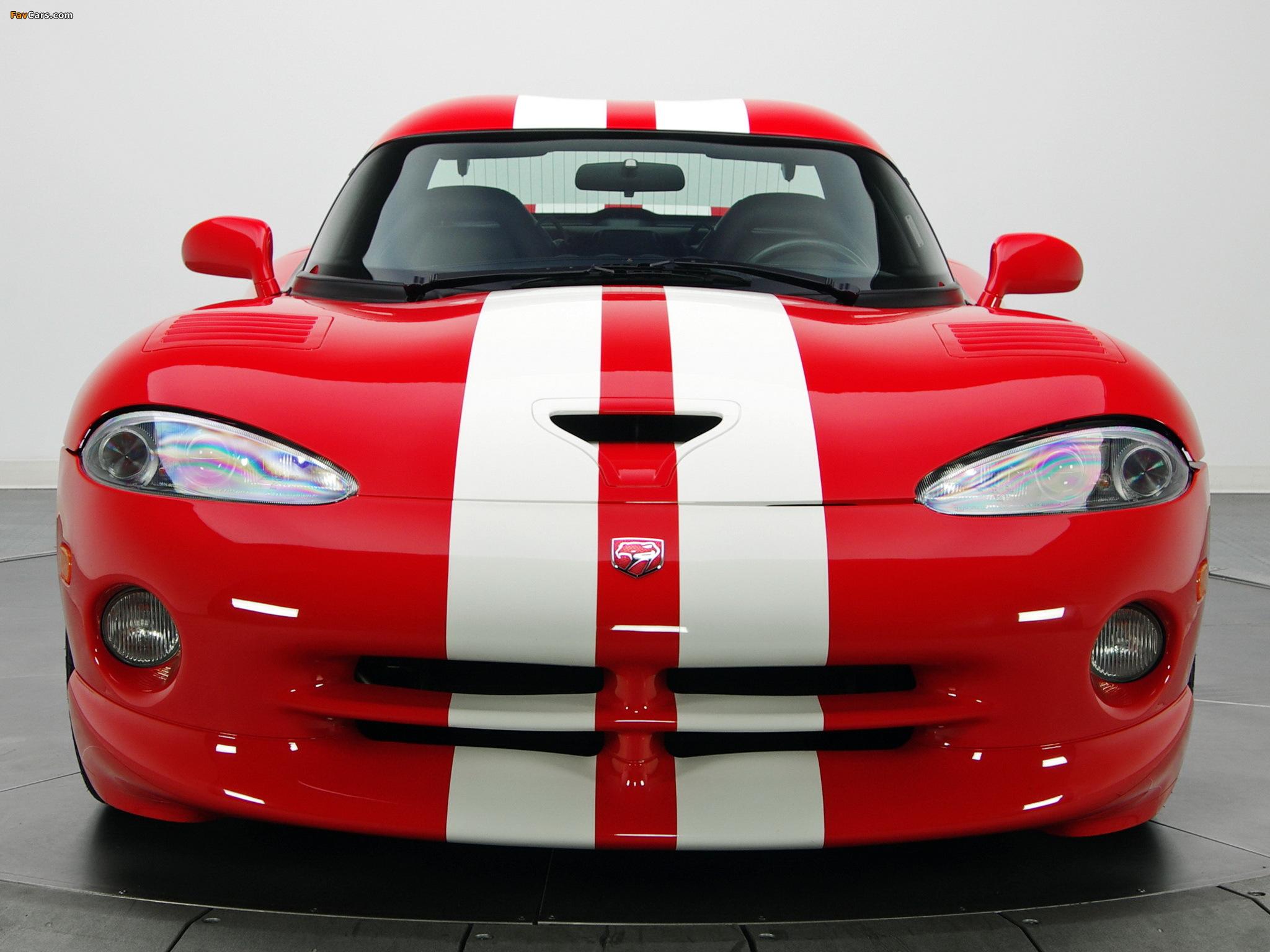 Dodge Viper GTS Final Edition 2002 wallpapers (2048 x 1536)