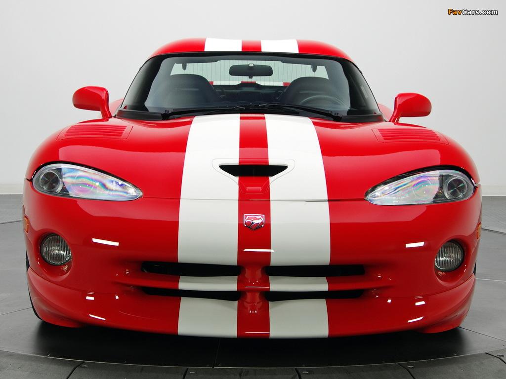 Dodge Viper GTS Final Edition 2002 wallpapers (1024 x 768)