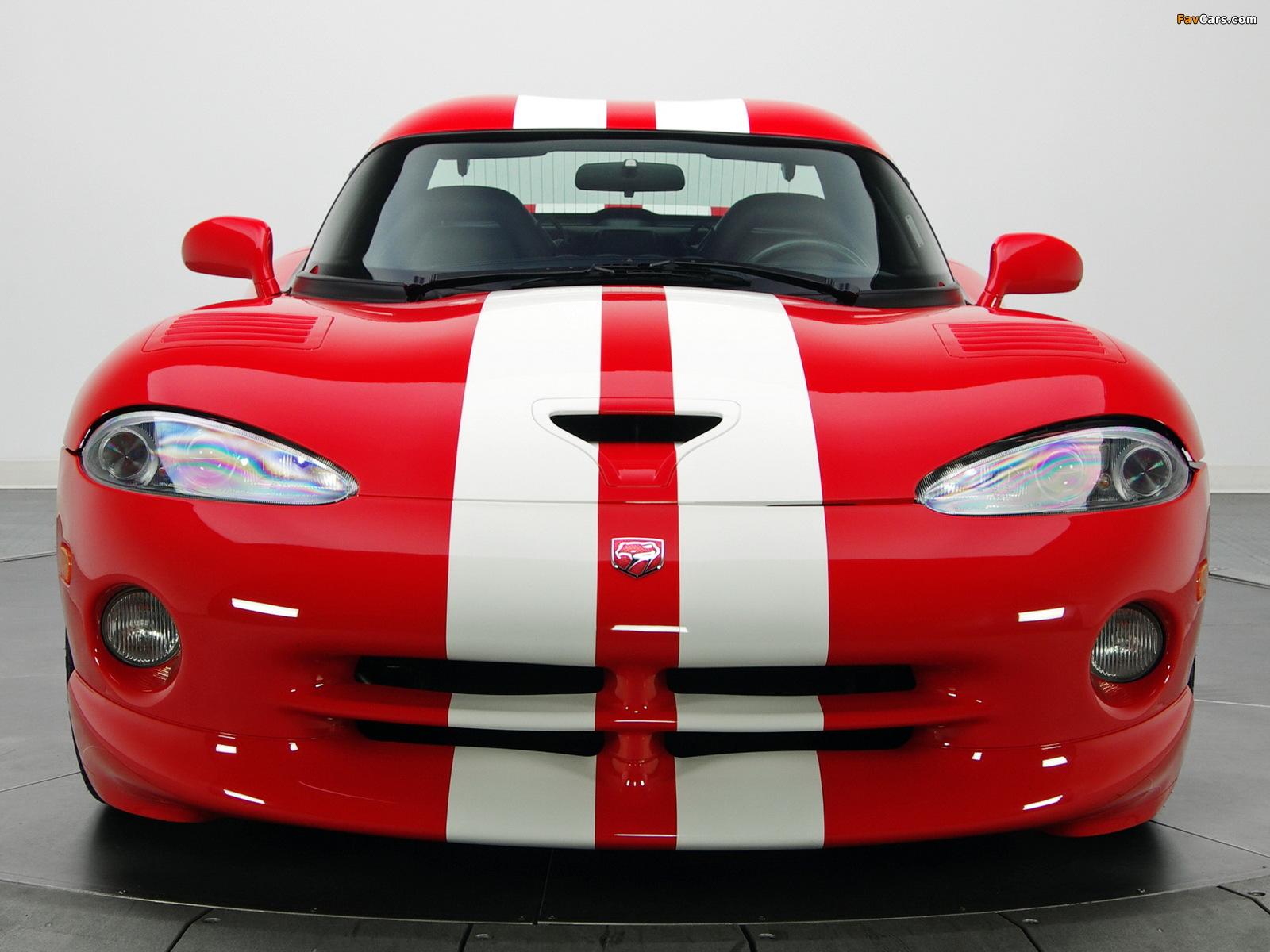 Dodge Viper GTS Final Edition 2002 wallpapers (1600 x 1200)