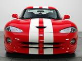 Dodge Viper GTS Final Edition 2002 wallpapers