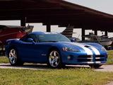 Dodge Viper SRT10 Coupe 2006–07 photos