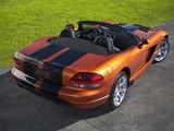 Dodge Viper SRT10 Roadster 2008–10 images