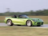 Dodge Viper SRT10 Roadster 2008–10 photos