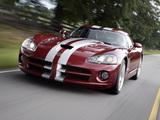 Dodge Viper SRT10 Coupe 2008–10 photos
