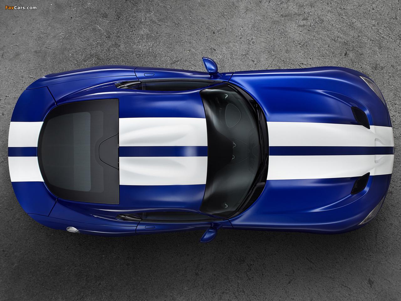 SRT Viper GTS Launch Edition 2013 wallpapers (1280 x 960)