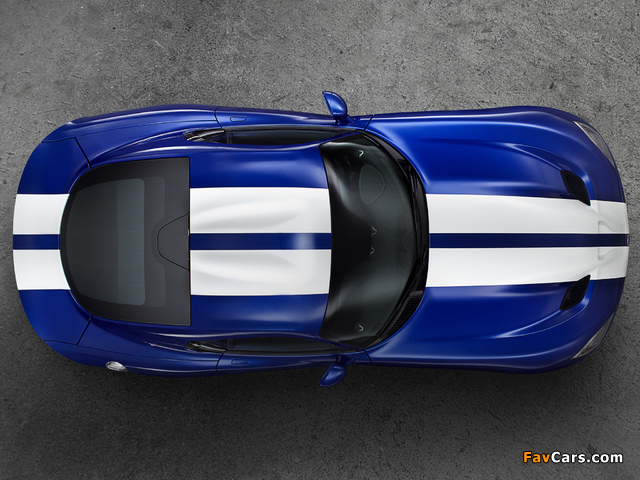SRT Viper GTS Launch Edition 2013 wallpapers (640 x 480)