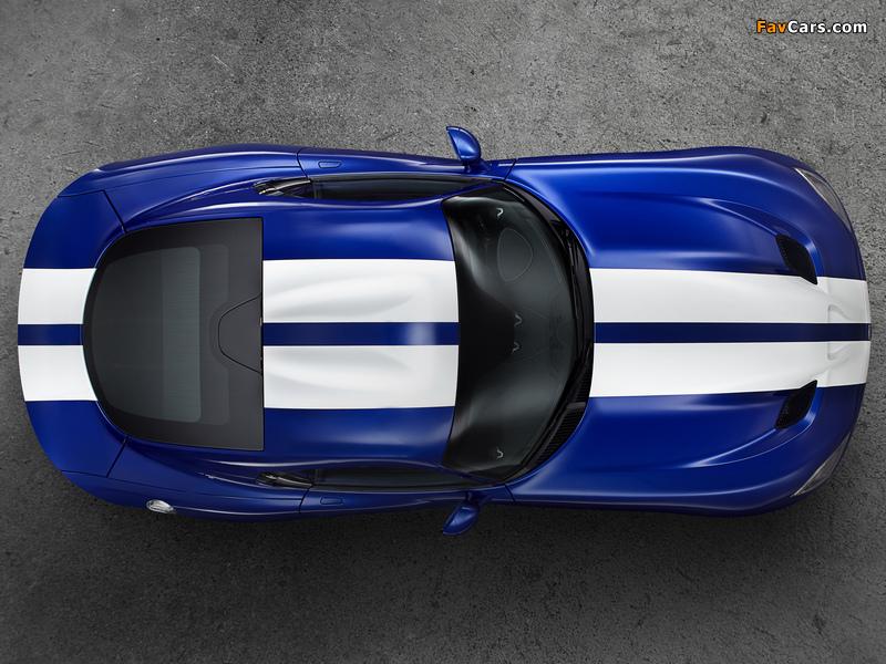 SRT Viper GTS Launch Edition 2013 wallpapers (800 x 600)