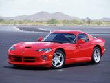 Images of Dodge Viper GTS 1996–2002