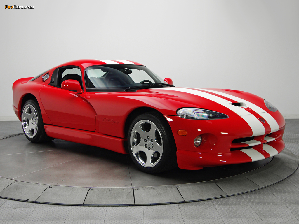 Images of Dodge Viper GTS Final Edition 2002 (1024 x 768)
