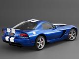 Images of Dodge Viper SRT10 Coupe 2006–07