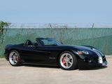 Images of Hennessey Venom 1000 Twin Turbo SRT10 Convertible 2006–07