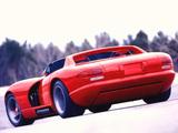 Photos of Dodge Viper VM-02 1989