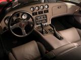 Photos of Dodge Viper RT/10 1992–95