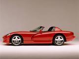 Photos of Dodge Viper RT/10 1996–2002
