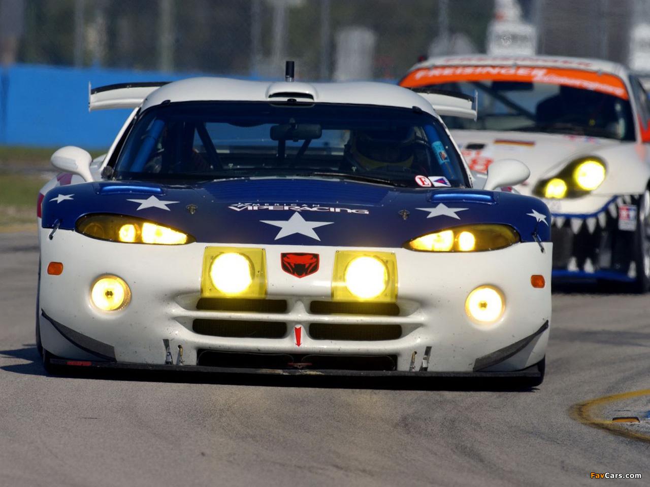 Photos of Dodge Viper GTS-R 1996–2005 (1280 x 960)