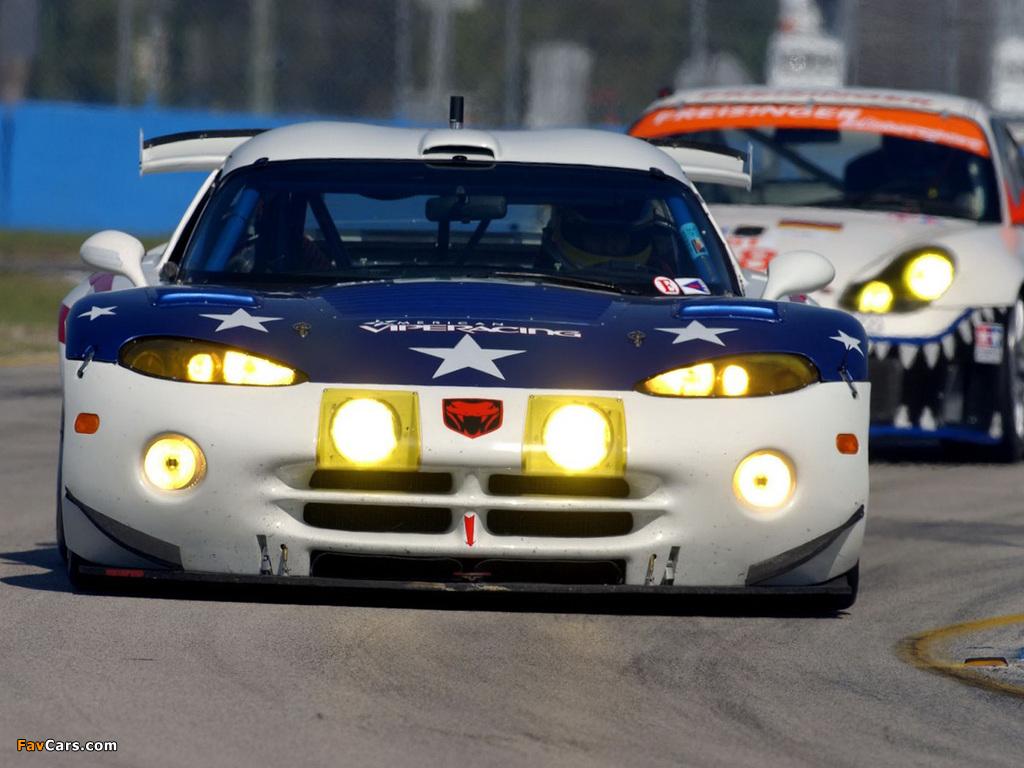 Photos of Dodge Viper GTS-R 1996–2005 (1024 x 768)