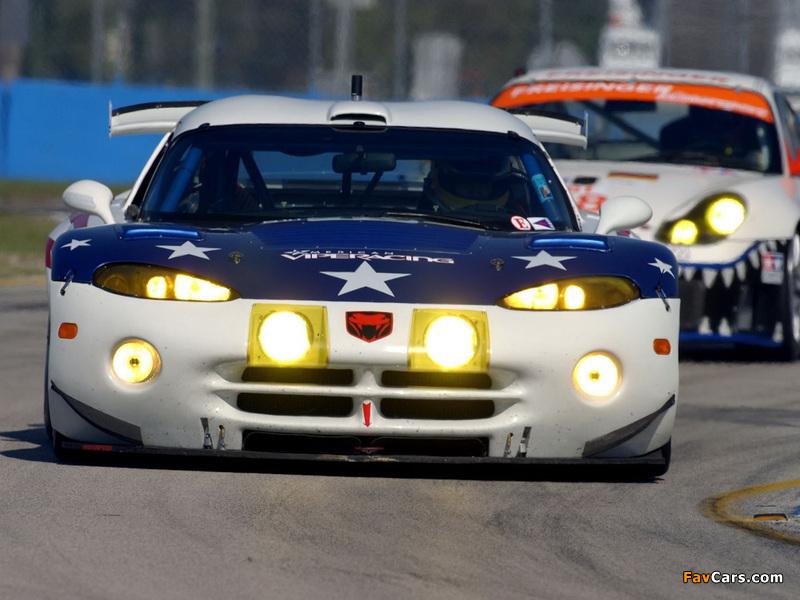 Photos of Dodge Viper GTS-R 1996–2005 (800 x 600)