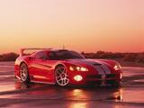 Photos of Dodge Viper GTS-R Concept 2000