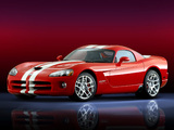 Photos of Dodge Viper SRT10 Coupe 2008–10