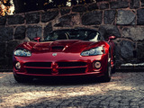 Photos of Dodge Viper SRT10 Roadster 2008–10