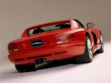 Pictures of Dodge Viper RT/10 1996–2002