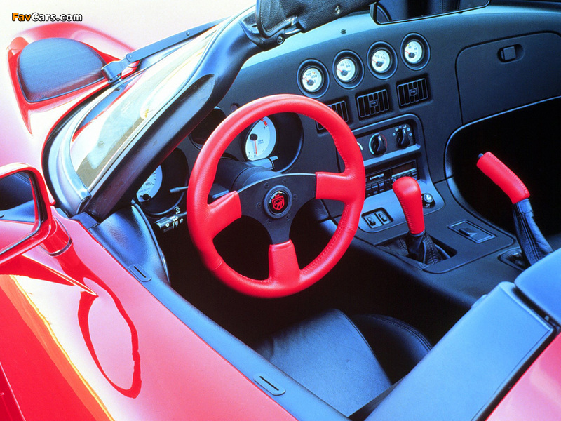 Pictures of Dodge Viper RT/10 1996–2002 (800 x 600)