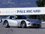 Pictures of Dodge Viper GTS 1996–2002