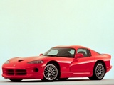 Pictures of Dodge Viper ACR 1999–2002
