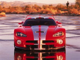 Pictures of Dodge Viper GTS-R Concept 2000