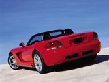 Pictures of Dodge Viper RT/10 Concept 2001