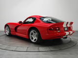 Pictures of Dodge Viper GTS Final Edition 2002
