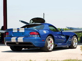 Pictures of Dodge Viper SRT10 Coupe 2006–07