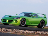 Pictures of Hennessey Venom 1000 Twin Turbo SRT Coupe 2007–08