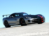 Pictures of Dodge Viper SRT10 ACR 2008–10