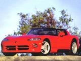Dodge Viper RT/10 1992–95 wallpapers