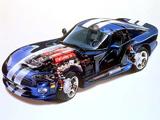 Dodge Viper GTS 1996–2002 wallpapers