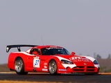 Dodge Viper SRT10 Competition Coupe 2002–07 wallpapers