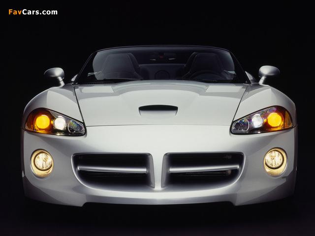 Hennessey Venom 1000 Twin Turbo SRT10 Convertible 2006–07 wallpapers (640 x 480)