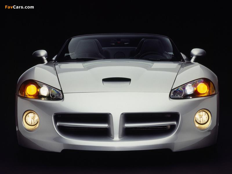 Hennessey Venom 1000 Twin Turbo SRT10 Convertible 2006–07 wallpapers (800 x 600)