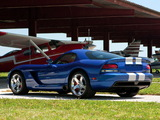 Dodge Viper SRT10 Coupe 2006–07 wallpapers