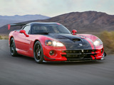 Dodge Viper SRT10 ACR 2008–10 wallpapers