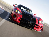 Dodge Viper SRT10 ACR 2008–10 wallpapers