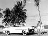 Dodge Wayfarer Convertible 1950 wallpapers