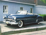 Dodge Wayfarer Convertible 1951 pictures