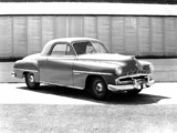 Dodge Wayfarer Coupe 1951 wallpapers